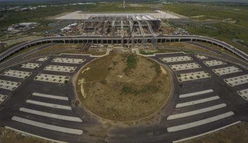 Foto Bandara Kertajati Siap Beroperasi Saat Mudik Lebaran?