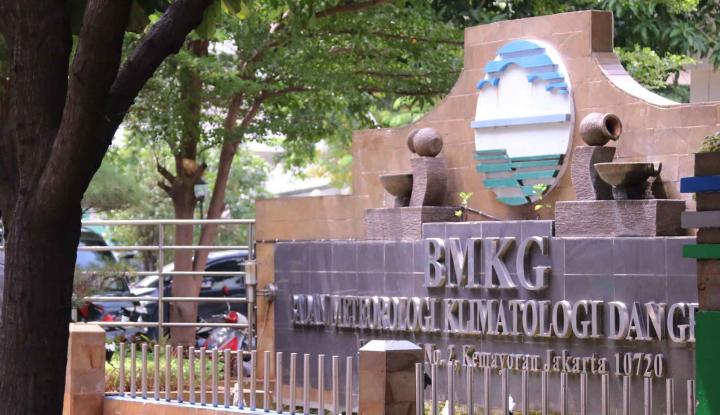Gempa NTB: BMGK Imbau Warga Tidak Tempati Gedung Rusak - Warta Ekonomi