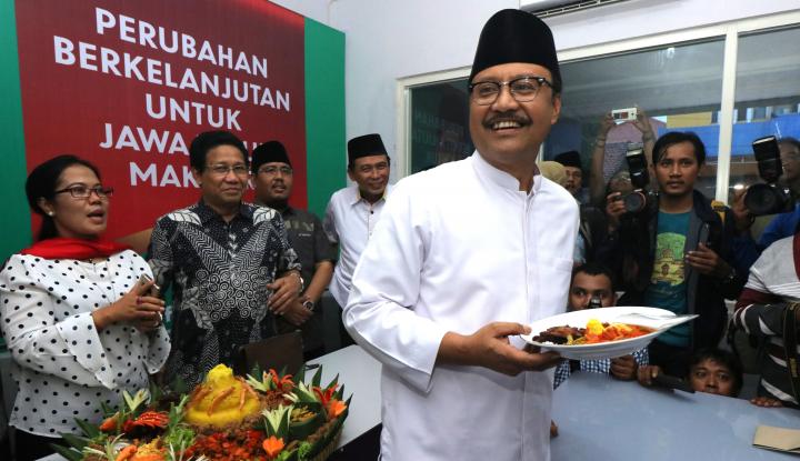 Foto Berita Kampanye Perdana, Gus Ipul ke Malang