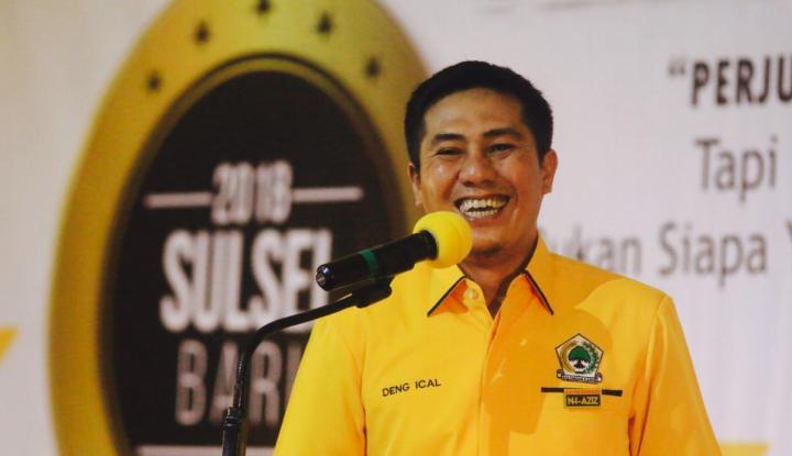 Foto Berita Mundur dari Demokrat, Wawali Makassar Resmi Gabung Golkar