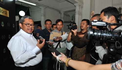 Foto Hari Pers Nasional, Kata Aher Berita Hoax Diamkan atau Tabayyun