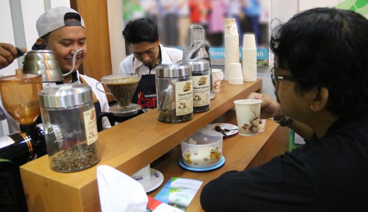 Foto Berita Indonesia Cari Barista Terbaik untuk Bersaing di Brasil