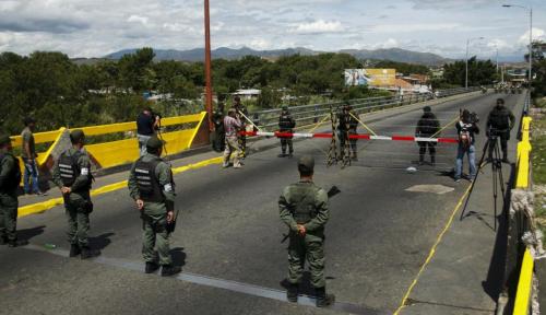 Foto Kolombia Butuh Bantuan Internasional Hadapi Migran Venezuela