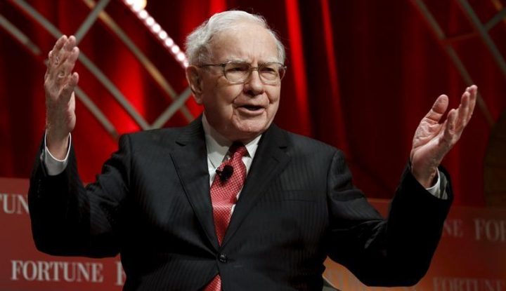Perjalanan Warren Buffett, Hartanya Enggak Abis-Abis - Warta Ekonomi
