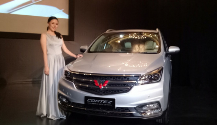 Foto Berita 2018, Wuling Bidik Penjualan 30 Ribu Mobil