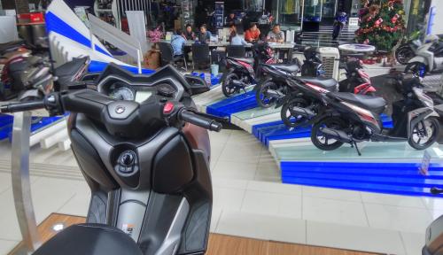 Foto Luncurkan Nex II, Suzuki Optimis Bisa Jual 5.000 Unit