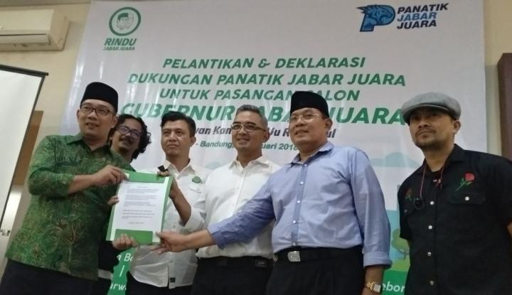 Foto Berita Kang Emil Raih Dukungan Panatik Jabar Juara