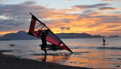 Foto Geulayang Tunang Warnai Libur Lebaran Masyarakat Aceh