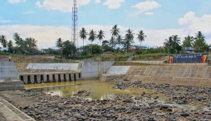 kemenpupr rampungkan pengendali banjir di padang