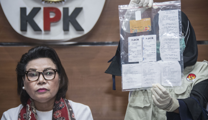 Foto Berita Duit Hasil Korupsi Dipakai untuk Kampanye, Bagaimana Hukumnya?