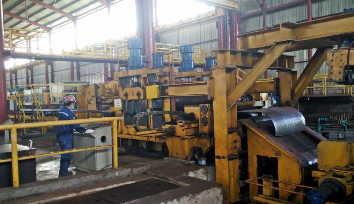 Foto Berita Penjualan Krakatau Steel diKuartal III 2018 Naik 14,21%