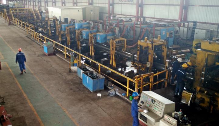 Foto Berita SKK Migas dan BPH Migas Dukung Penggunaan Material Pipa Baja untuk Oil & Gas
