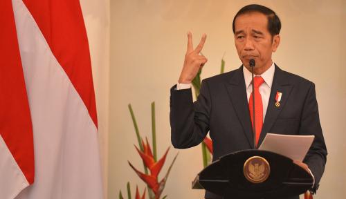 Foto Inilah 8 Partai yang Dukung Jokowi Dua Periode