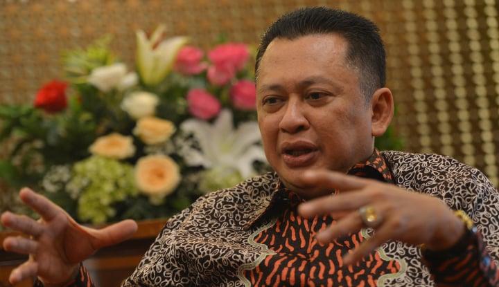 Foto Berita Ketua DPR Ingin Pemerintah Tekan Harga BBM Jelang Puasa