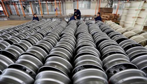 Foto Tiongkok Beri Pengaruh Langsung Ekonomi Kalsel
