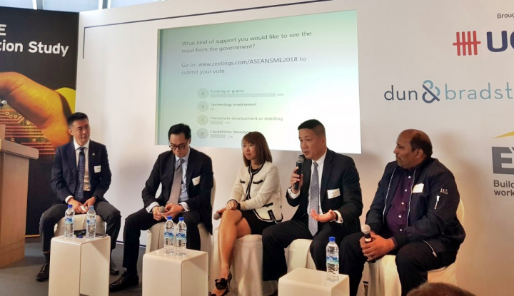 Foto Berita Hasil Survei: 60% UKM ASEAN Akan Fokus Investasi di Teknologi