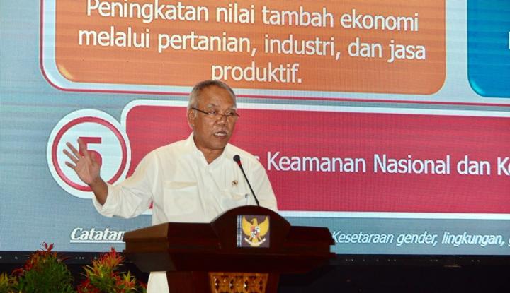 Foto Berita Menteri Basuki: Presiden Minta Bangun Jembatan Batam-Bintan