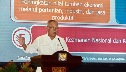 Foto Menteri Basuki: BP Tapera Maret Ini Rampung