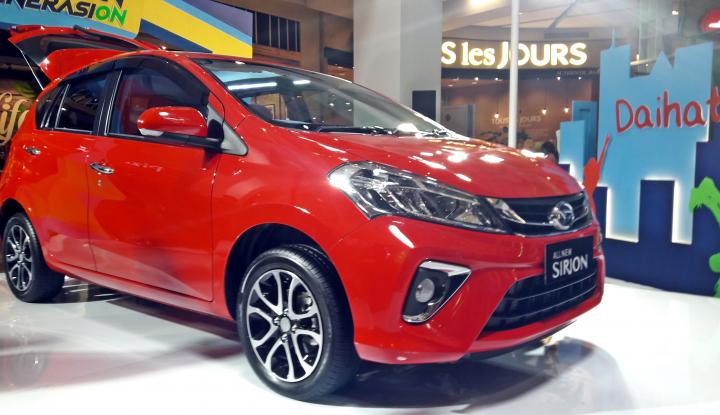 Foto Berita Penjualan Naik, Daihatsu Raih Pangsa Pasar 17%