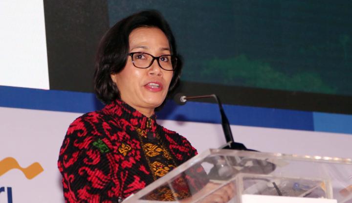 Foto Berita Gaji Jokowi Naik Rp553 Juta, Menkeu: Hoaks
