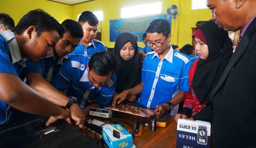 Foto Bangun Kualitas SDM, Pemerintah Fokus Benahi Pendidikan