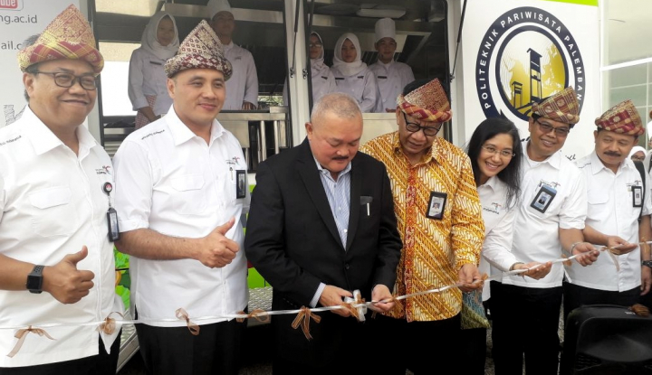 Foto Berita Launching SBM PTP, Alex: Ayo Anakku Ambil Peluang