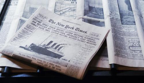 Foto The New York Times Bersiap Publikasikan Berita Lewat Blockchain?