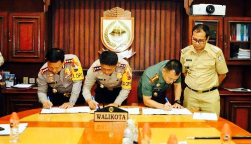 Foto Anggaran Pengamanan Pilwalkot Makassar Capai Rp30 Miliar