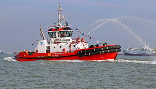 Foto Antisipasi Lonjakan Penumpang, ASDP Kupang Siapkan 8 Kapal Feri