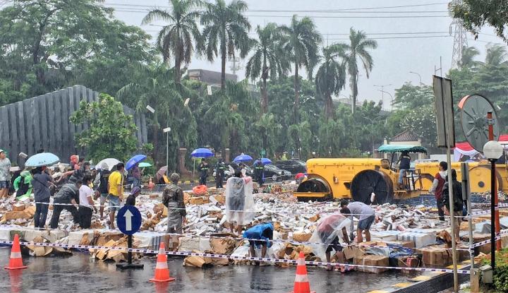 Foto Berita GIMMI Apresiasi Pemerintah Musnahkan MMEA Ilegal