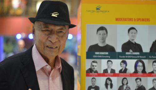 Foto Patut Ditiru! Ini Kiat Sukses Peninggalan Mendiang Pak Ci