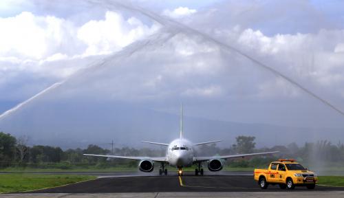 Foto Citilink Kaji Rute Penerbangan Internasional ke Bandara Banyuwangi
