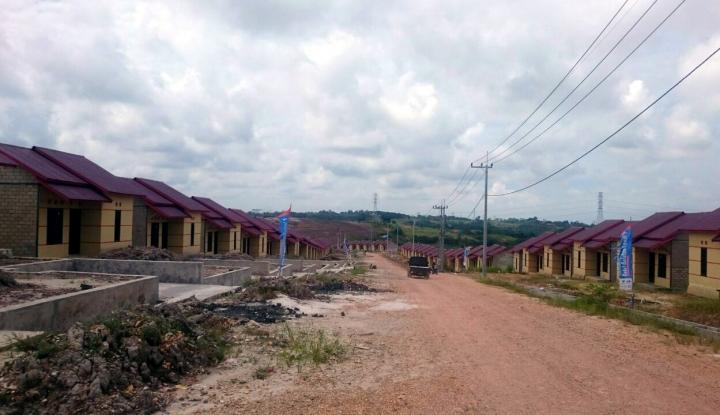 Foto Berita REI Klaim Rumah Baru di Jambi Belum Mencukupi