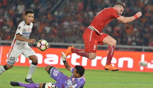 Foto Marco Simic: Pemain Terbaik di Piala Presiden 2018