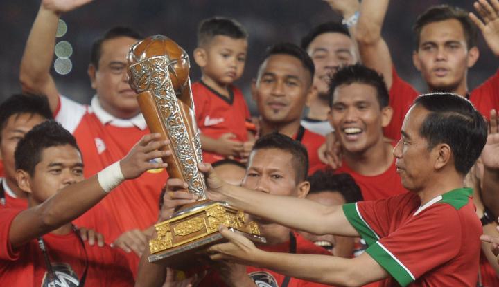 Foto Berita Persija Banjir Penghargaan di Ajang Piala Presiden