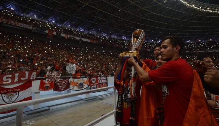Foto Berita Panitia Piala Presiden Berjanji Ganti Kerusakan SUGBK