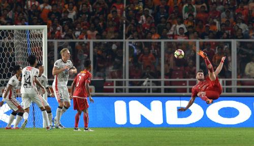 Foto Surat Izin Tak Kunjung Turun, Laga Persija vs Persib Terancam Batal