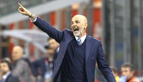 Foto Milan Kalah Beruntung dari Juventus, Pioli: Kami sudah Tampil Bagus