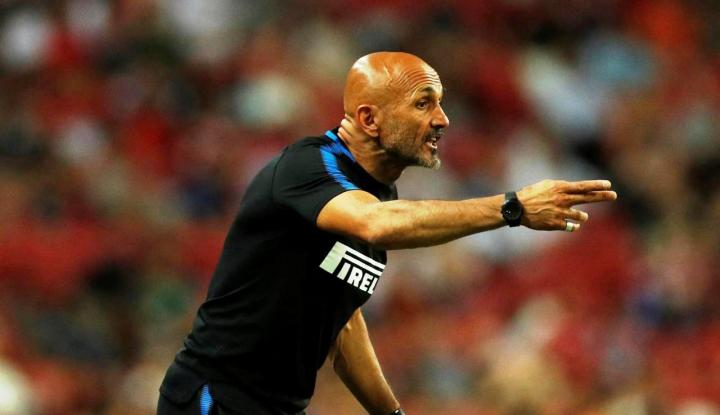 Foto Berita Tundukkan Lazio, Inter Milan Lolos ke Liga Champions