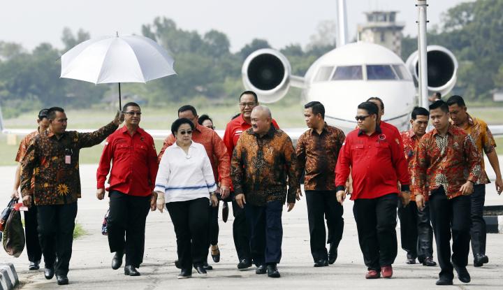 Foto Berita Megawati Instruksikan PDIP Teruskan Konsolidasi Pemilu