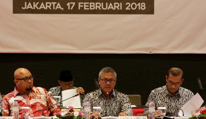 Foto Berita Ketua KPU Bilang Mantan Napi Koruptor Sama 'Menjijikannya' dengan Pelaku Predator Seks Anak