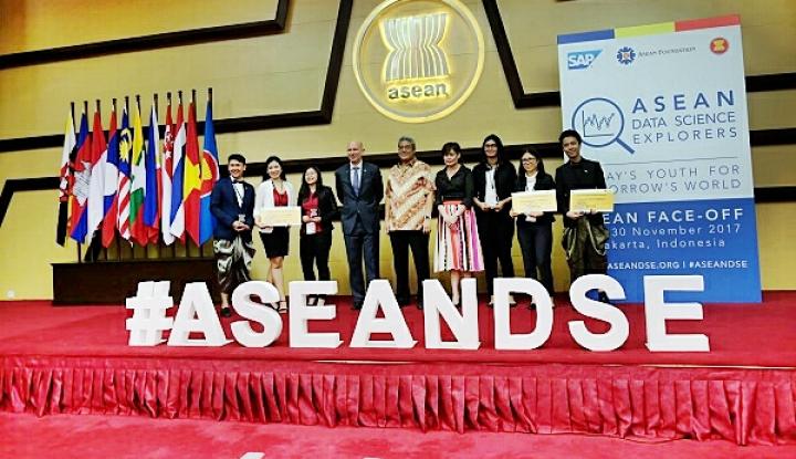 Foto Berita Memanfaatkan Kekuatan Data untuk Mengatasi Masalah Sosial di ASEAN