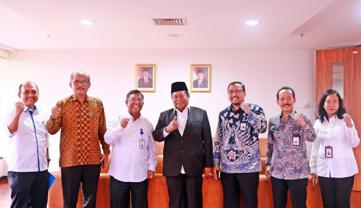 Foto Berita Mohammad Affan Ditunjuk Jadi Plt Direktur Utama BGR