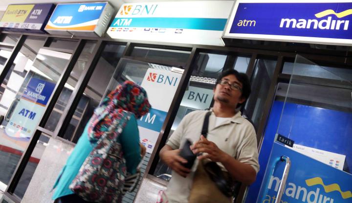 Foto Berita Soal Skimming, OJK: Bank Sudah Ganti Rugi