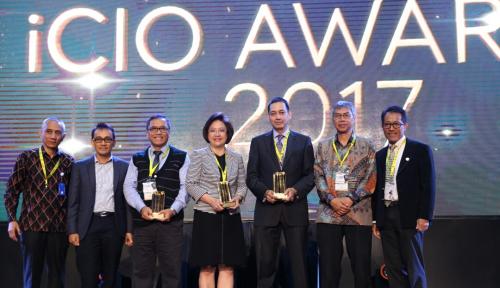 Foto iCIO Community Umumkan Tahapan Akhir Seleksi iCIO Awards 2018
