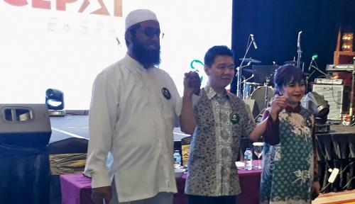Foto 2017, SiCepat Catat Petumbuhan Kinclong