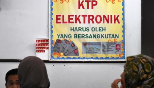 Foto Polisi Segera Usut Kasus Penjualan Blanko e-KTP