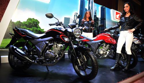 Foto Honda Luncurkan Generasi Kedua Verza
