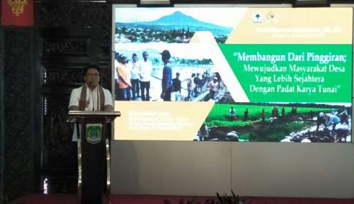 Foto Misbakhun Perjuangkan Dana Desa Meningkat bagi Dapilnya