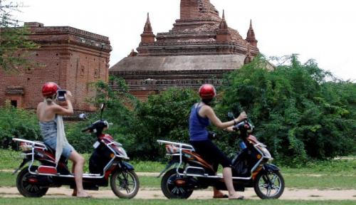 Foto Krisis Rohingya Tidak 'Lukai' Industri Pariwisata Myanmar